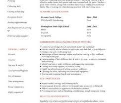 resume templates hair stylist cv templates hairdressing