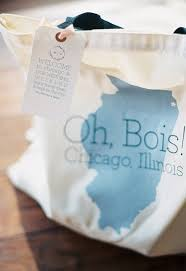 wedding gift bag ideas chicago wedding welcome bag ideas borrowed blue