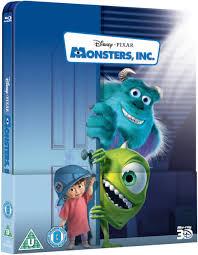 monsters 3d includes 2d version zavvi exclusive