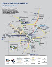 Map Of Downtown Dallas by Dart Org Green Line Media Kit