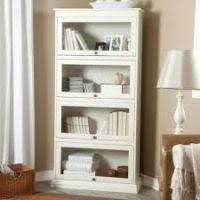 Glass Enclosed Bookcases White Enclosed Bookcase Thesecretconsul Com