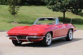 corvette stingray 64 1964 chevrolet corvette for sale carsforsale com