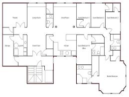basic floor plan simple floor plan maker mind boggling simple floor plan maker new