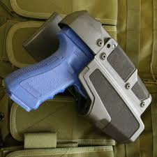 duty holsters with light uncle mike s evo3 triple retention modular duty holster