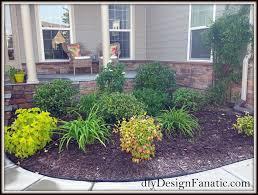 diy design fanatic start an herb garden in your front yard