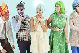 Inside Out Costumes Popular Halloween Costumes 6 Essential Costume Ideas For 2015