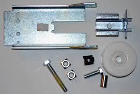 Legacy Overhead Garage Door Opener by Genie Garage Door Opener T Rail Front Pulley Kit 26966d