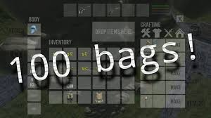 bag it apk vast survival 100 bag drop apk mod dont abuse