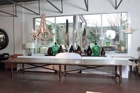 long dining room table innovative home design