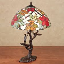 stained glass table lamps touch of class