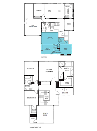 Lennar Homes Floor Plans by Home Builder Accommodates Multi Generational Living The American
