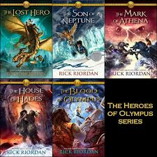 percy jackson the olympians is a pentalogy of adventure and