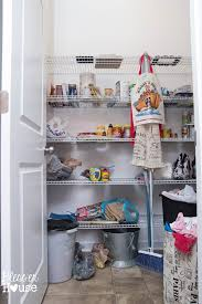 the most frugal way to organize a pantry free printable it physically pains me that i m even showing you these before shots right now having a toddler who explores all of the shelves in her reach