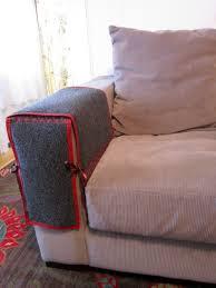 Sofa Armrest Cover Furniture Home Cat Friendly Sofa Round Shape Arm Coverssofa Arm