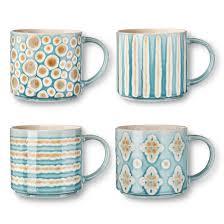 bia cordon bleu bali mugs set of 4 15 oz target