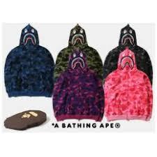 bape hoodie for sale ioffer