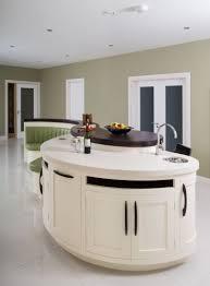 curved island kitchen designs creative wood kitchens kitchen design all ireland kitchen guide