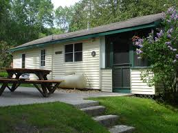 Backyard Cabin Vacation Cabins Cottages Clam Lake Rental