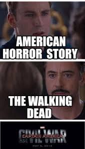 Walking Dead Meme Generator - meme creator american horror story the walking dead meme