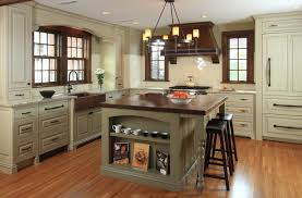 cottage style kitchen island enchanting cottage style kitchen with color wooden