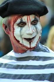 Halloween Mime Makeup by 36 Best Holloween Ideas For Me Images On Pinterest Halloween