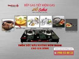 bep cuisine sn18 bep gas hong ngoai soho