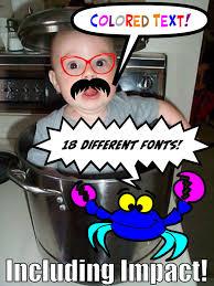 Comic Maker Meme - comic caption creator lite photo text meme maker apprecs