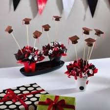 graduation table centerpieces ideas graduation table centerpieces graduation party ideas pinterest