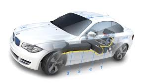 bmw electric 1 series bmw activee concept fully electric 1 series coupe