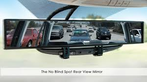 Find My Blind Spot The No Blind Spot Rear View Mirror Youtube