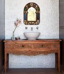 bathroom color schemes on pinterest balinese bathroom guest bathroom balinese table converted to vanity bathroom 愚