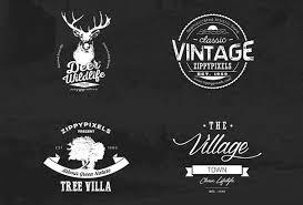 30 free vintage logo templates in psd u0026 eps format 2017