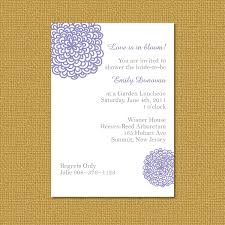 bridal shower invitation wording ideas template best template