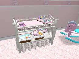 Changing Table Accessories Second Marketplace Princess Baby Changing Nursery