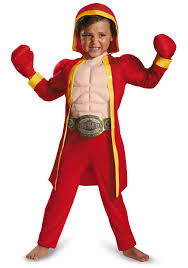 Womens Boxer Costumes Halloween Boxer Costumes