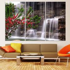 Art For Living Room by Compare Prices On Waterfall Wall Art Online Shopping Buy Low