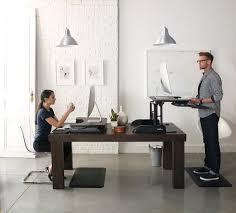 Standing Or Sitting Desk Stand Up Desks Healthy Or Healthgauge