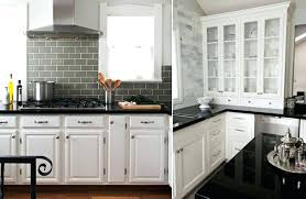pictures of backsplash in kitchens black and white tile kitchen backsplash tiles for black and white