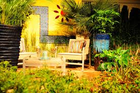 Wall Garden Ideas by 10 Yellow Garden Ideas Walls Furniture Or Plants