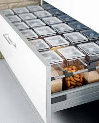 Kitchen Cabinet Storage Baskets Great Food Storage Drawers 25 Modern Ideas To Customize Kitchen
