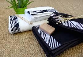serviette de bain bio comptoir du bambou les serviettes de bain 100 naturelles les