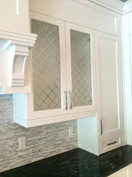 Kitchen Cabinet Doors With Glass Cabinet Door Inserts Acrylic Decorative Glass Calgary Hixathens