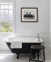 black and white bathroom decor design ideas