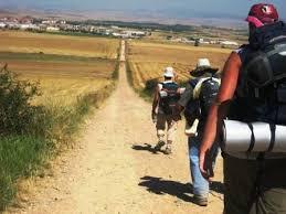 camino compostela camino de santiago compostela way part