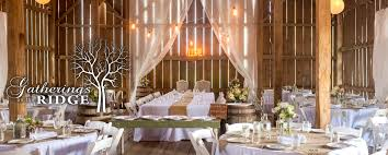 Gatherings On The Ridge Southwest Wisconsin Wedding Barn Venue