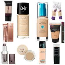 light coverage foundation drugstore 10 best drugstore foundations indian skin tone shrutiarjunanand