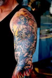 30 tattoos on sleeve