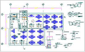 hotel restaurant floor plan restaurant floor plan detail dwg file