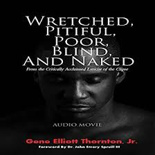 Audiobook For The Blind Amazon Com Wretched Pitiful Poor Blind And Audible