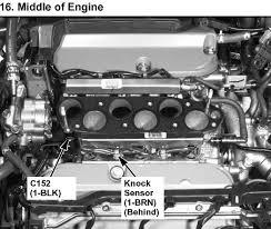 knock sensor honda civic honda odyssey 3 0 1998 auto images and specification